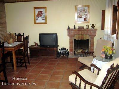 TURISMO VERDE HUESCA. Casa Rural La Franja
